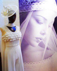 Abiti da sposa 2018 nell'atelier di Cinzia Ferri
