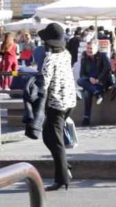 Street fashion e cappelli