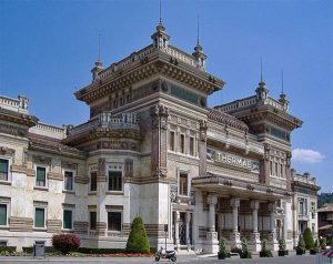 Una visita alla Terme di Salsomaggiore in occasione di eventi enogastronomia Parma