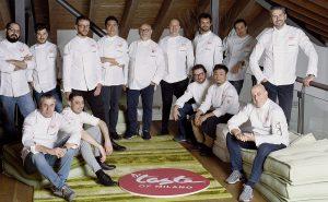 Gli chef di Taste of Milanno 2018