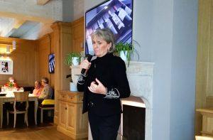Giuliana Cesari presenta le sue Cantine: ecco dove nasce il miglior Sangiovese