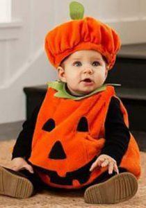 Vestire i bambini per Halloween anche da piccoli