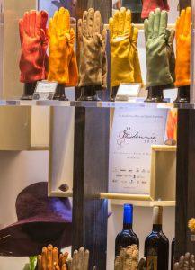 Una boutique che ha ospitato La Vendemmia di Roma 2018