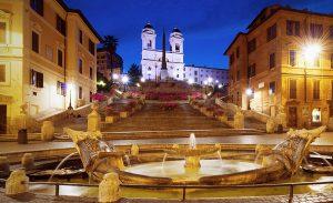 La Vendemmia di Roma 2018 passa per piazza di Spagna