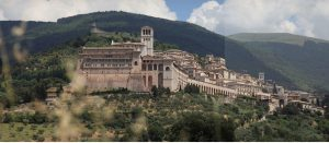 Assisi town of IRTW 2018