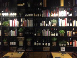 Vini e libri al bistrot di Roma Prati Bancovino
