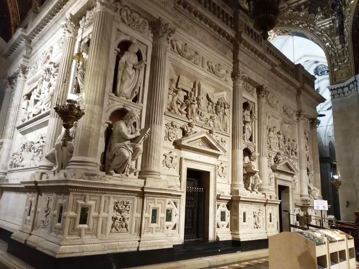 La Santa Casa di Maria, mèta dei cammini Lauretani