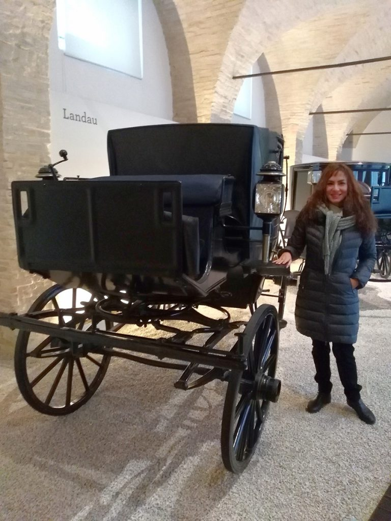 Il museo delle Carrozze lungo i cammini lauretani