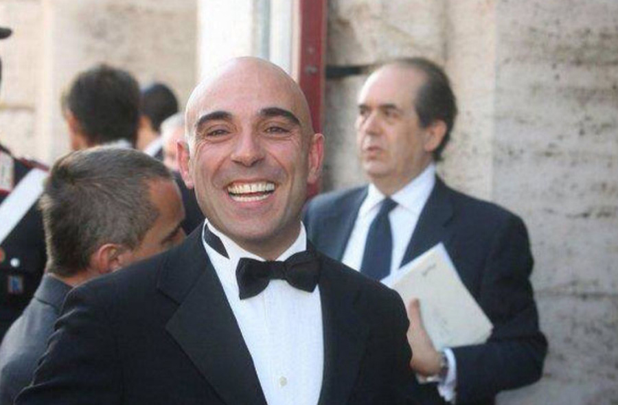 Vittorio Sodano maestro di make up effetti speciali