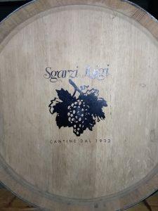 Sgarzi Luigi Wineries cellars