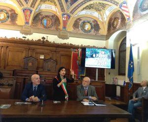 Conferenza BTRI 2018 presentazione del Cammino di San Francesco