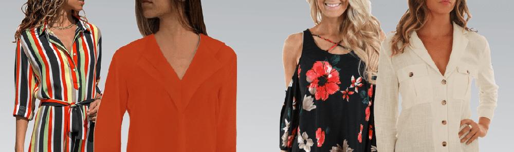 Manzara negozio di abbigliamento online