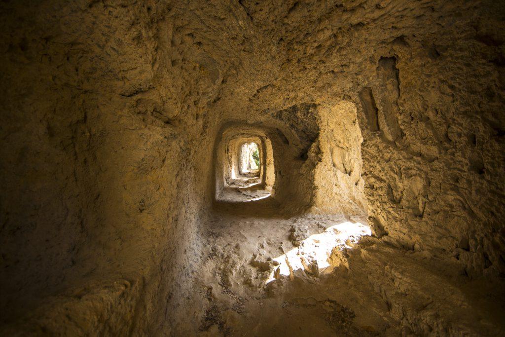 Vicino a Hotel Green Park Madama le grotte di Villa Gregoriana