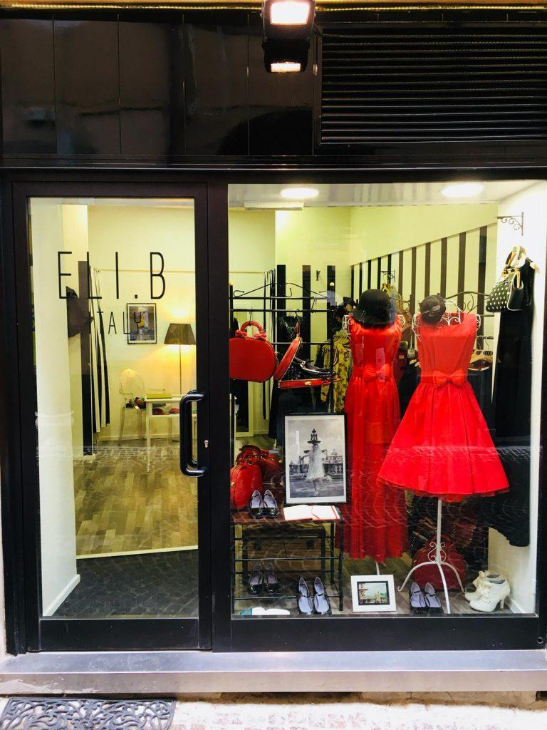 Il negozio di abitini di ELI. B