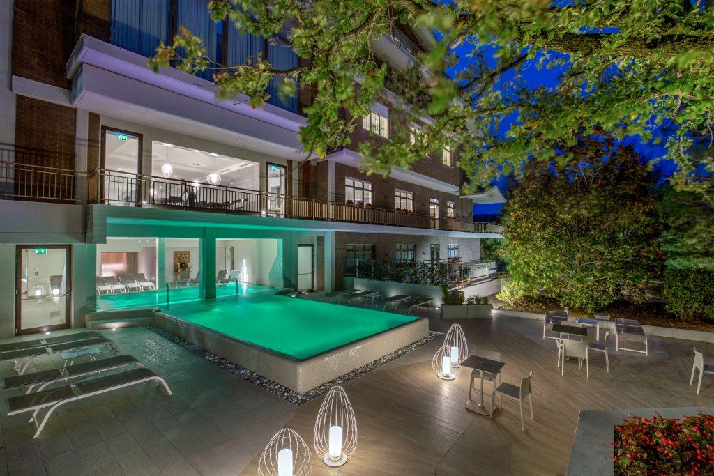 Immagine del hotel Green Park Madama di sera