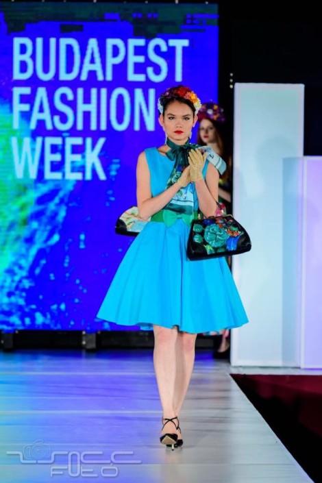 Gli abitini di ELI. B alla fashion week