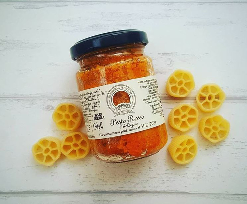 Some products by Gustorotondo Italian food e-commerce