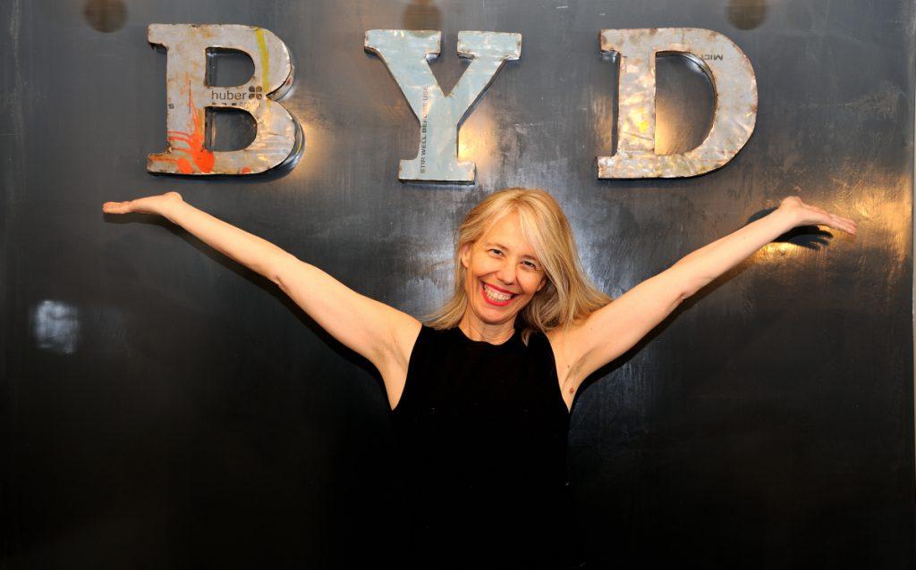 Paola Salzano creatrice di Byd