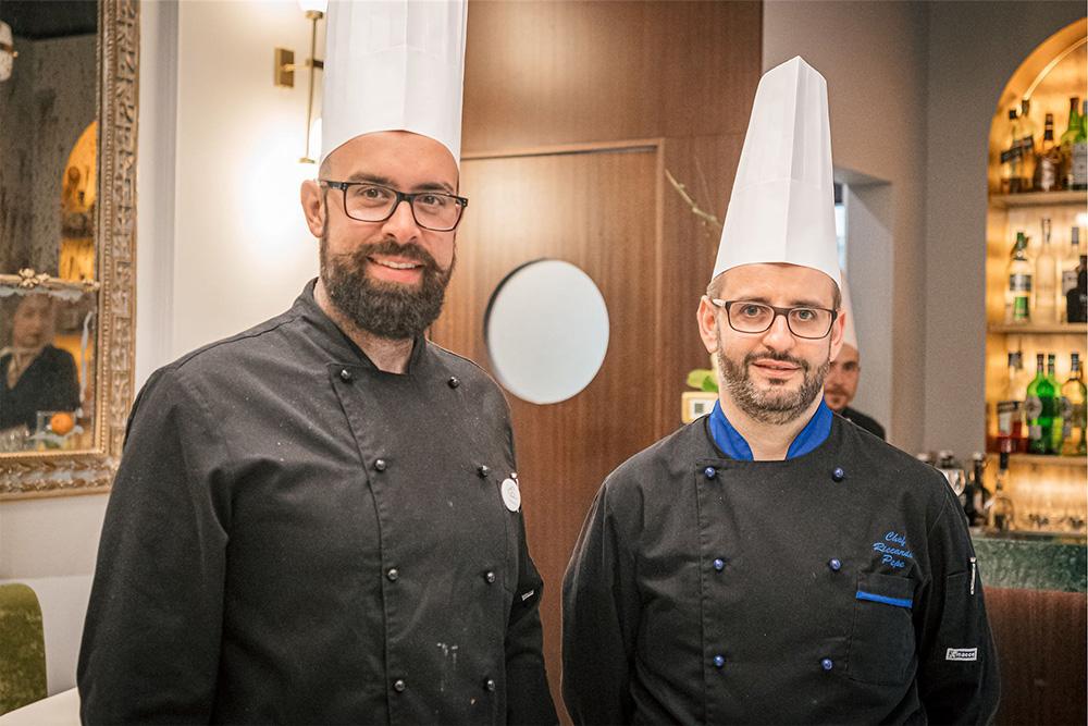 GLi chef di Small Food Excellence