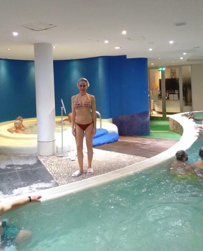 Candy Valentino al Grand Hotel Admiral Palace di Chianciano Terme