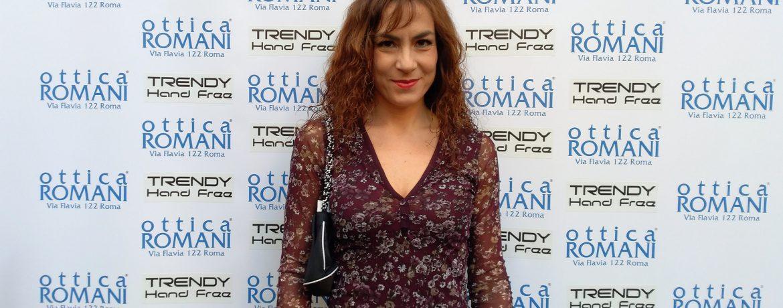 Inaugurazione di Trendy Hand Free all'Ottica Romani