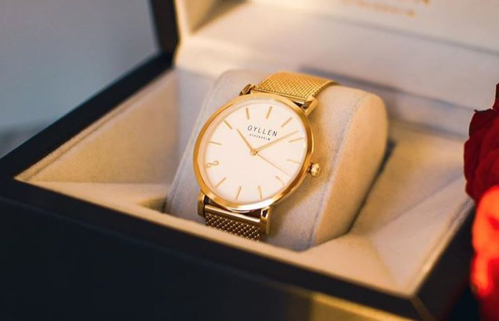 One of the Gyllen Watches for woman