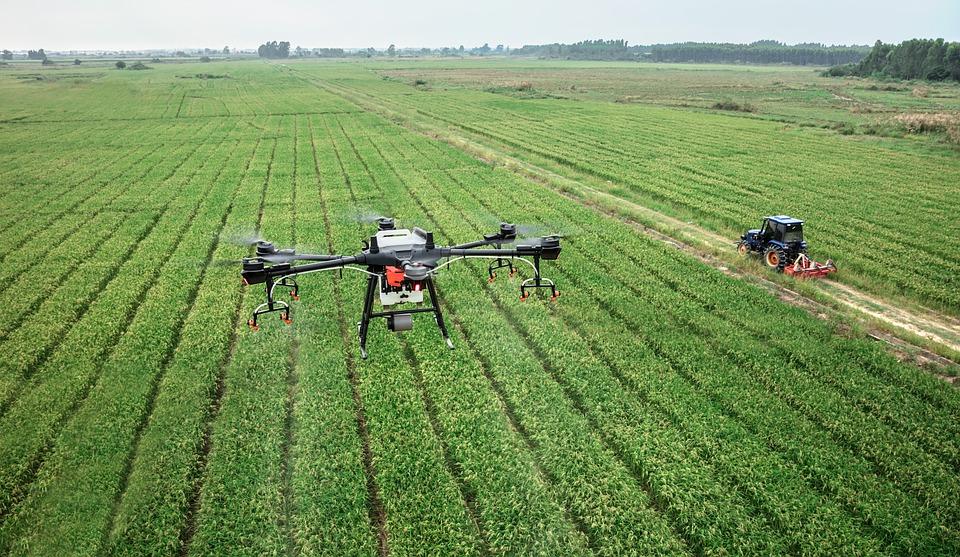 I droni nella agricoltura 4.0