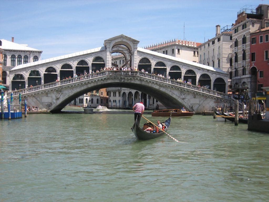 Le gondole a Venezia: da vedere in Veneto