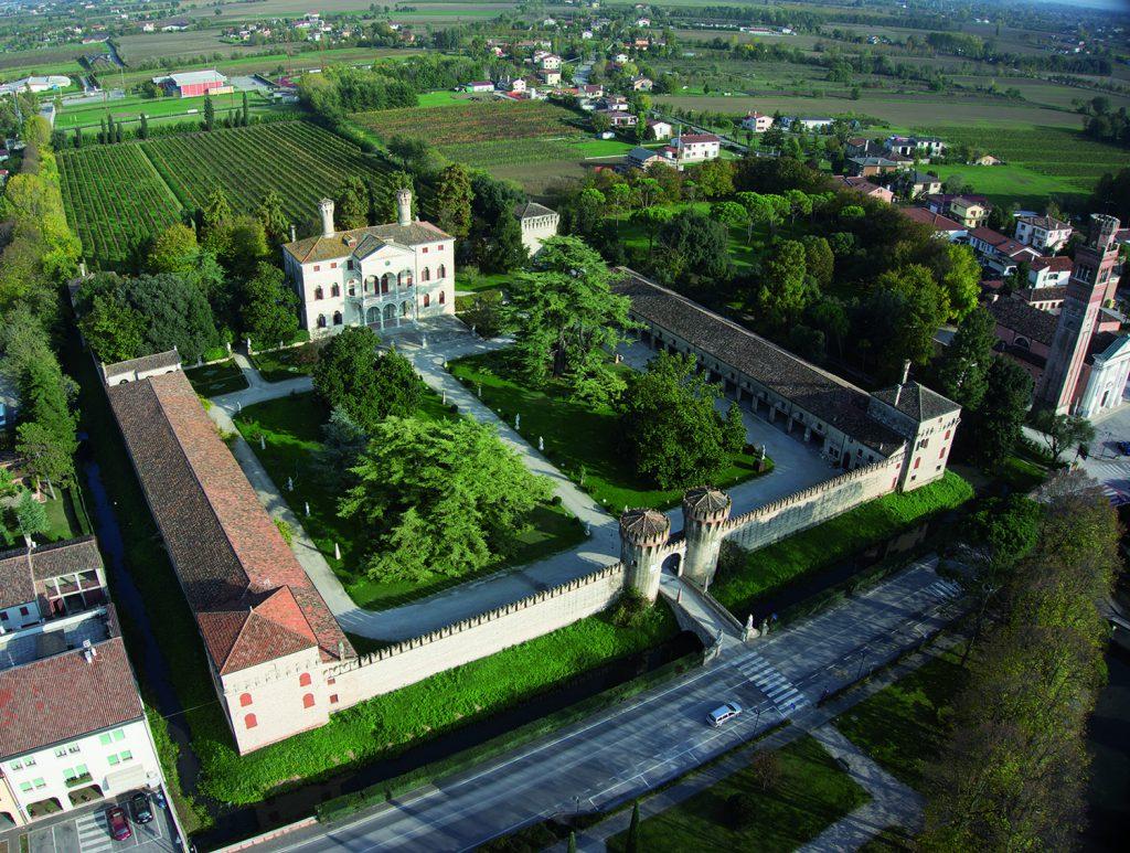 Da vedere in Veneto il Castello di Roncade