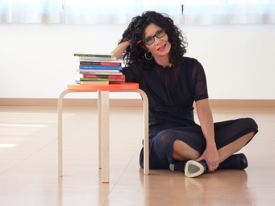 La dottoressa Lara Ventisette, creatrice di PsicoStyling