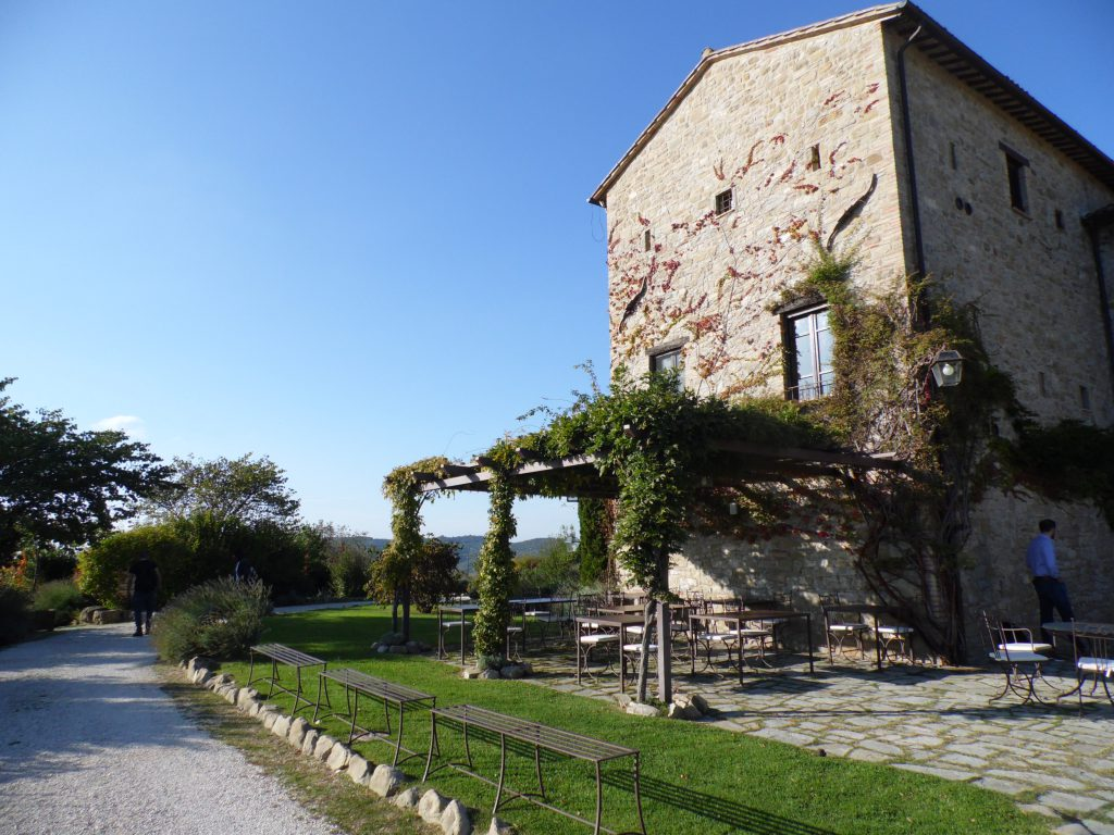 Tour Umbria: uno dei castelli da visitare