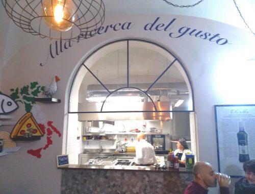 Le cucine di ComprArtigiano a Roma