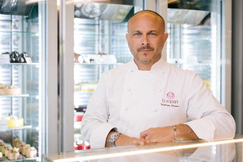 Walter Musco produces Italian Panettone