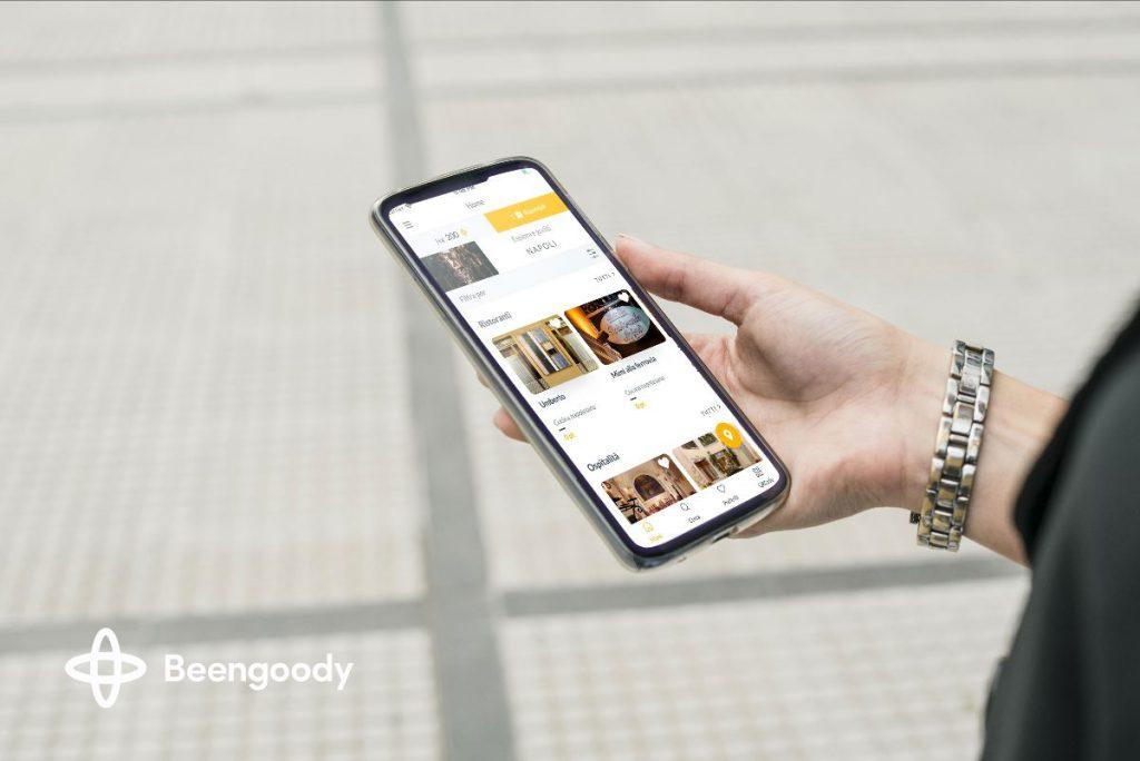 la nuova app Beengoody