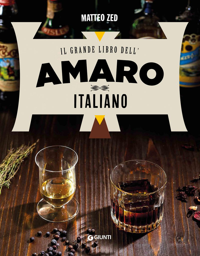 The book about Italian Amaro
