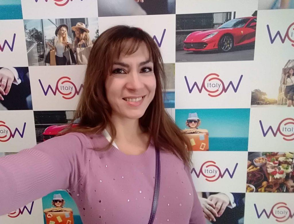 Candy Valentino spiega come fare viaggi in Italia