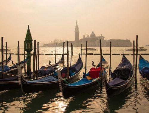 Venezia è una delle mete del turismo in Italia