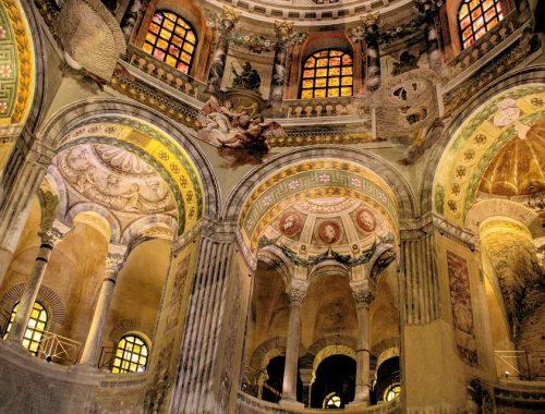 Gli affreschi di Ravenna da vedere durante il viaggio in Romagna