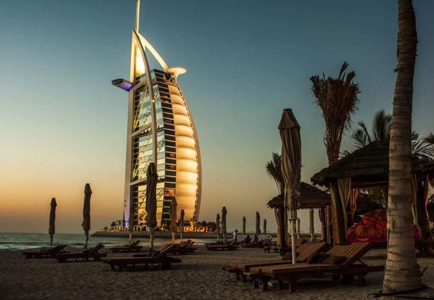 Dubai, town of the Arab Fashion Week