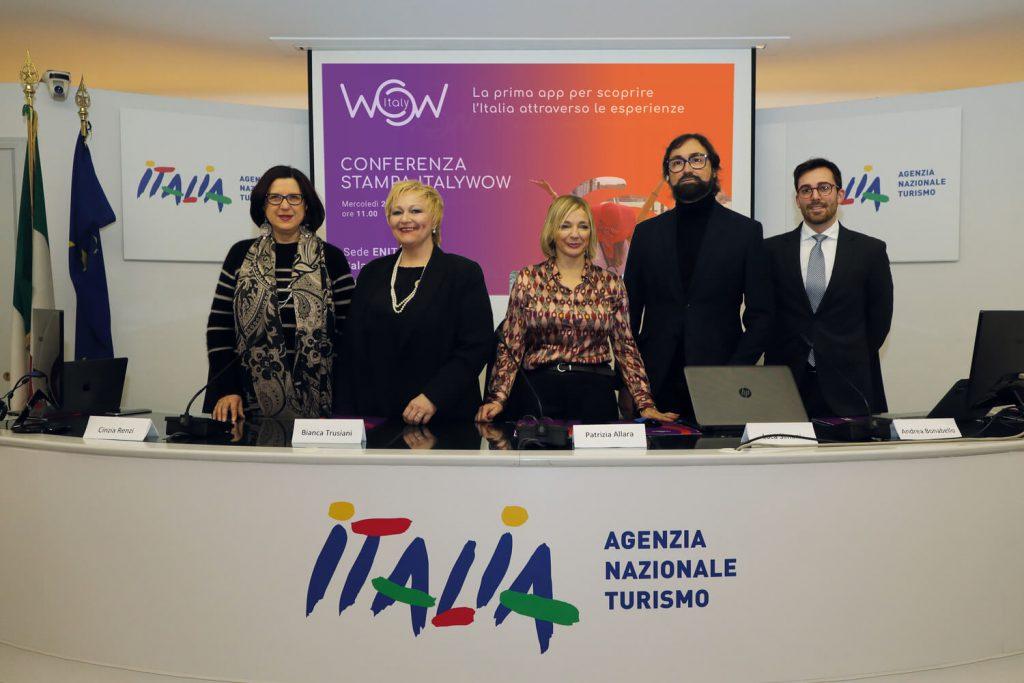Presentazione della app per viaggi in Italia