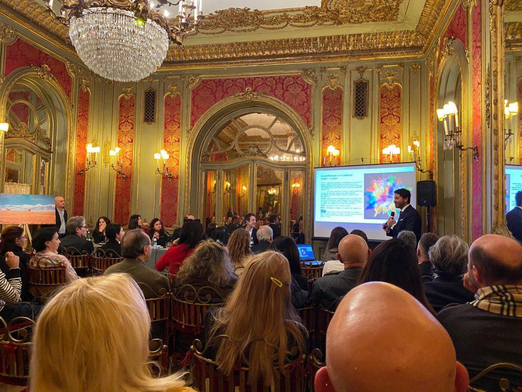 conferenza di presentazione dellla seconda edizione Rome Chinese New Year