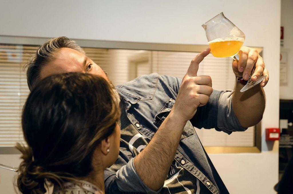 degustazioni alla settimana della birra artigianale