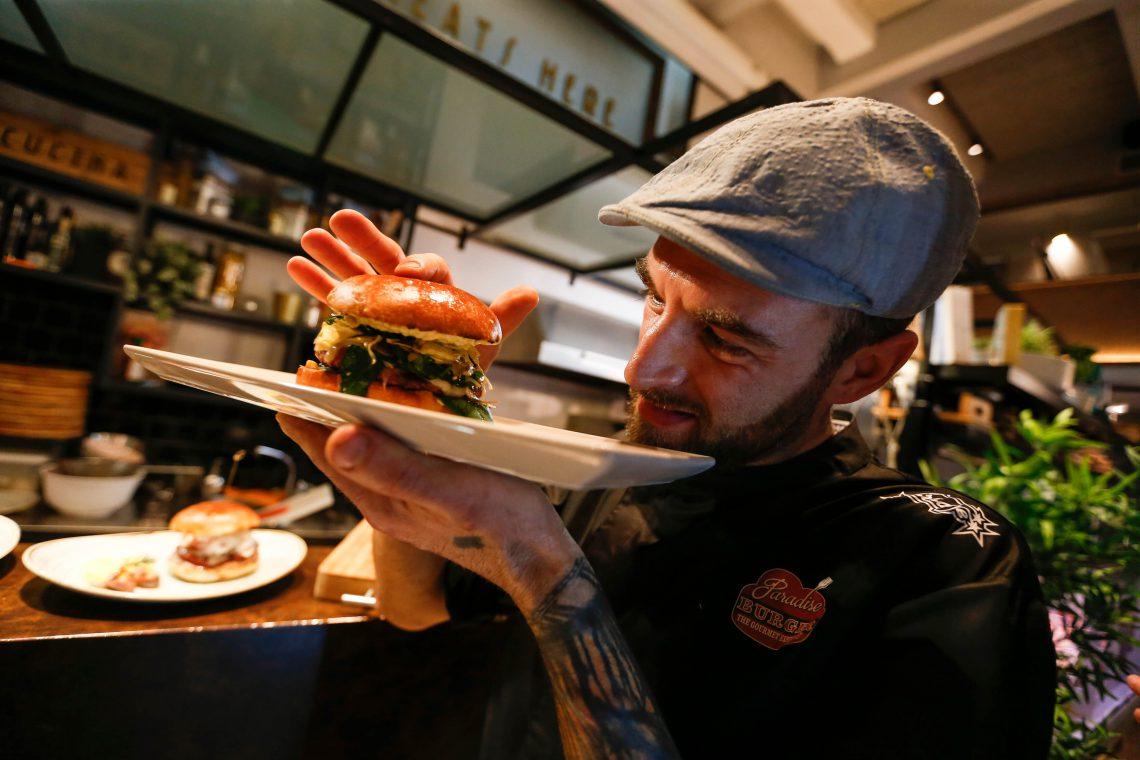il migliore hamburger d'Italia