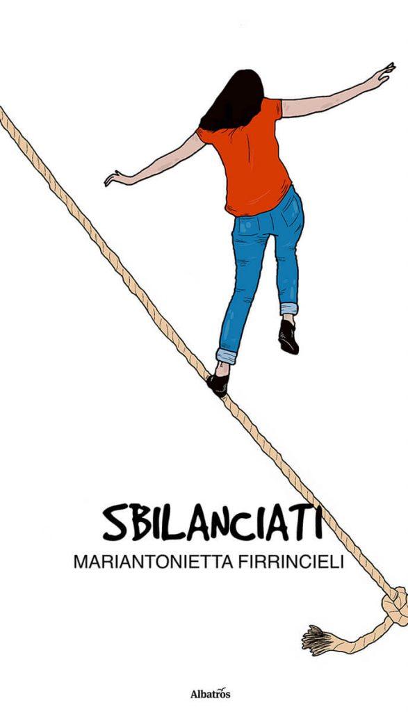 copertina del libro Sbilanciati di Mariantonietta Firrincieli