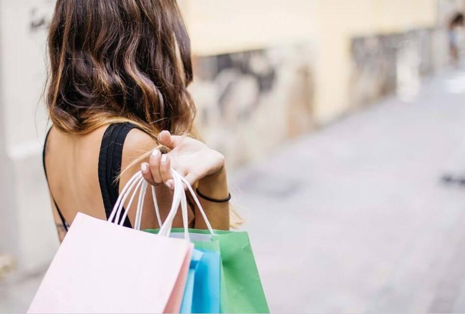 fare shopping è terapeutico