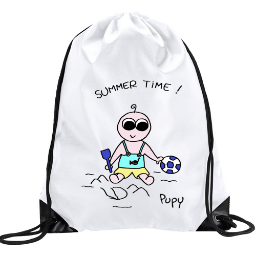 una sacca del marchio Pupy