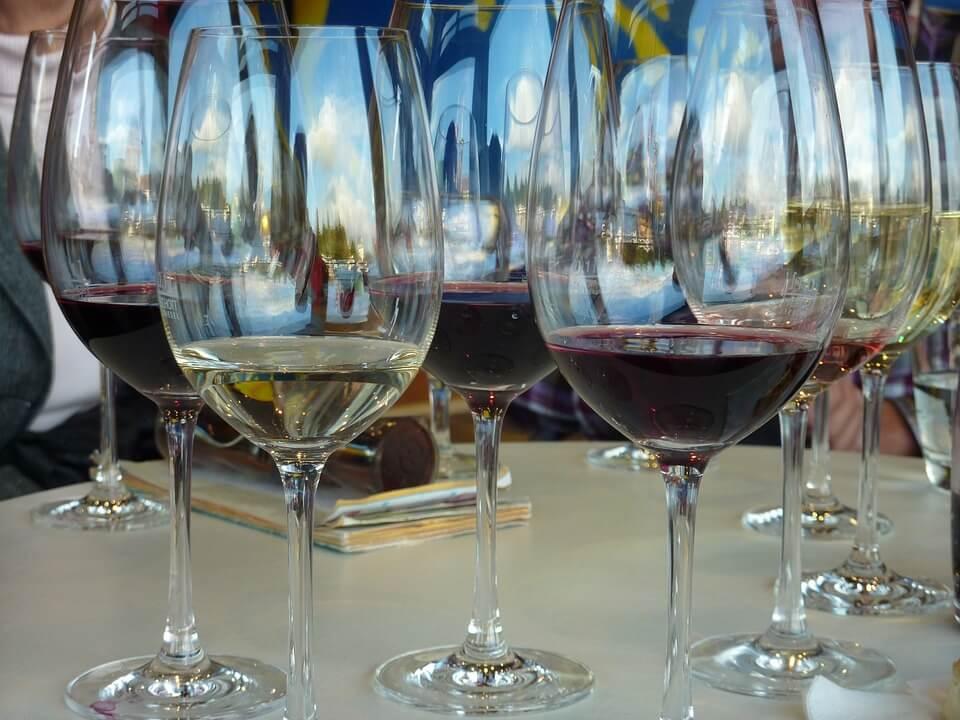 vari tipi di vino online