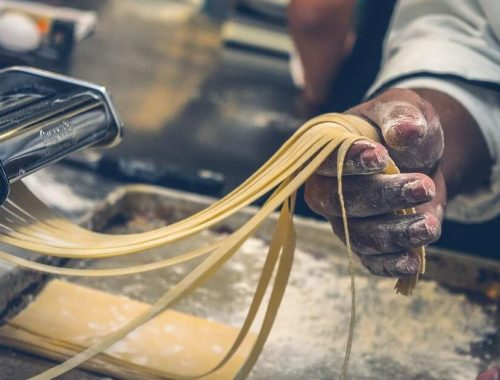 ricette pasta fresca