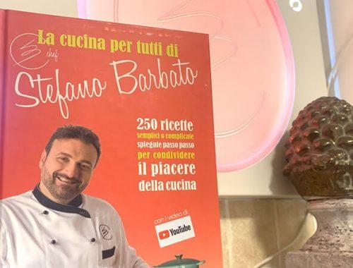 il libro dello chef Stefano Barbato