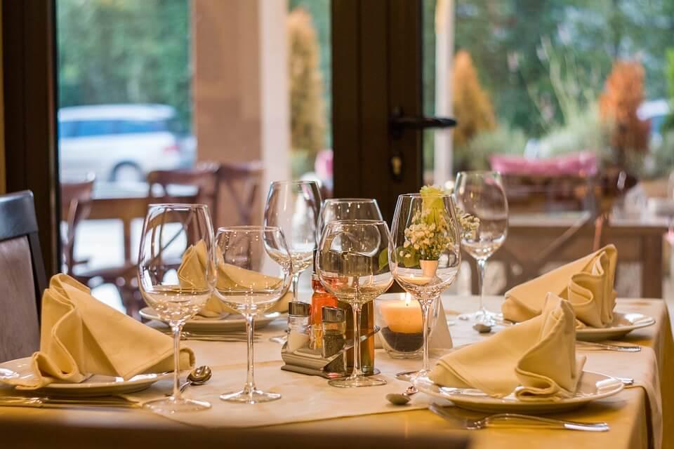 i ristoranti e la campagna #iostoconiristoratori